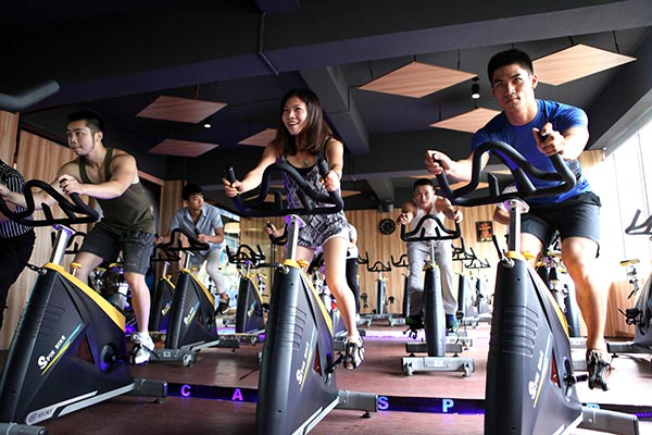 IHRSA report shows China as the fastest growing fitness market in the Asia-Pacific region