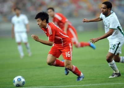 Chinese Football Association to be independent of government