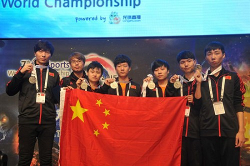 Chinese eSports players generate US$730 million in revenue