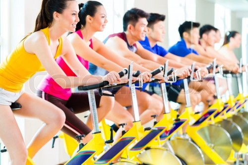 China's middle class driving fitness industry growth