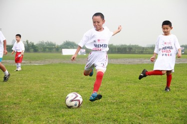 China to have 20,000 schools specialising in football by 2017