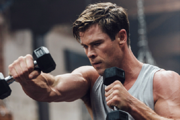 Hollywood actor Chris Hemsworth takes up Fitness and Lifestyle Group
