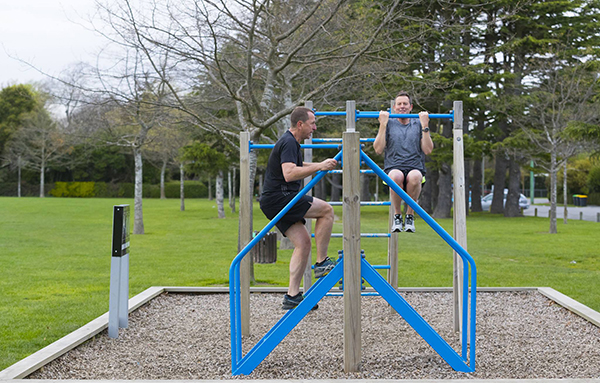 Christchurch council to install outdoor gyms at Little River