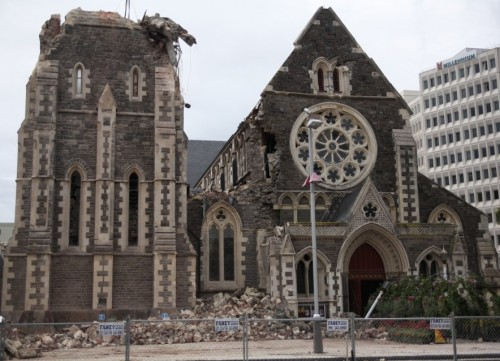 Fund launched to protect New Zealand's earthquake threatened heritage buildings