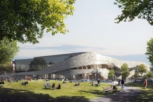 Brand revealed for Christchurch's new convention centre