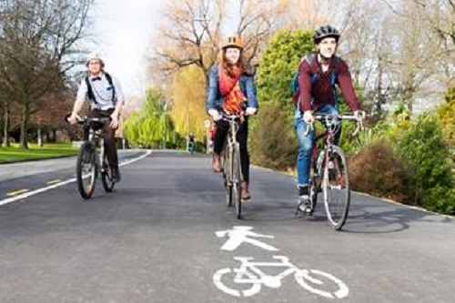 Christchurch cycle routes recognised at bike awards