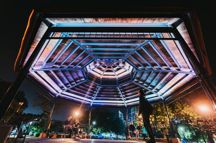 Improved night time lighting to enhance safety for City of Perth