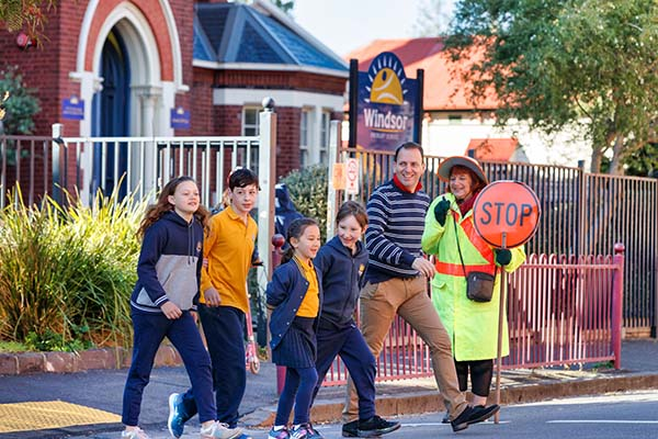 Stonnington prepares for Walk to School program