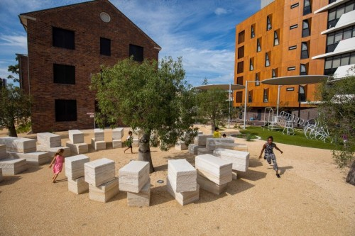 New artwork breathes life into South Sydney's Green Square