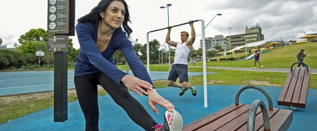City of Sydney to install new fitness stations across its park network