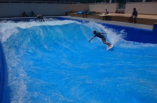 New artificial surfing attractions to open in Japan