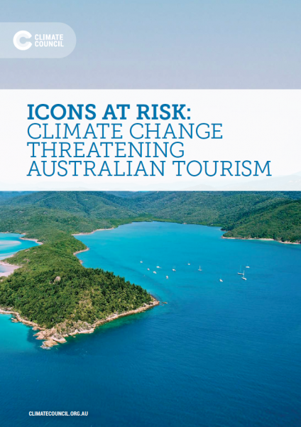 Climate change threatening Australian tourism