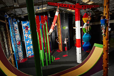Clip 'N Climb Melbourne launches four new exhilarating climbs