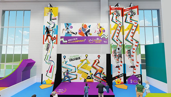 Clip 'n climb launches its Champion's series
