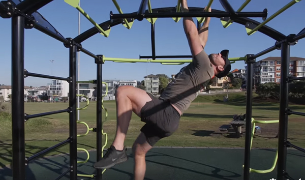 Improved outdoor gym equipment unveiled in Sydney's Eastern Suburbs