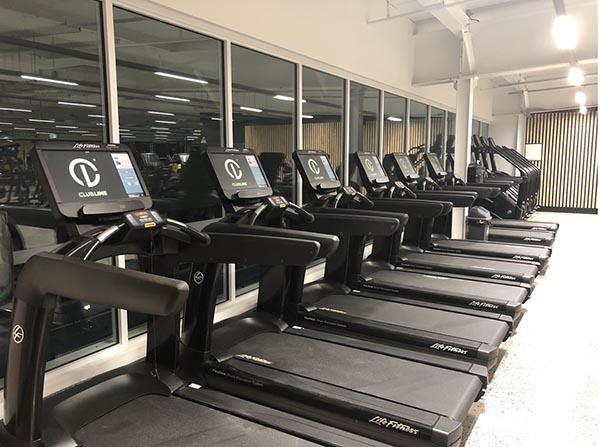 Club Lime beta tests new Life Fitness On Demand