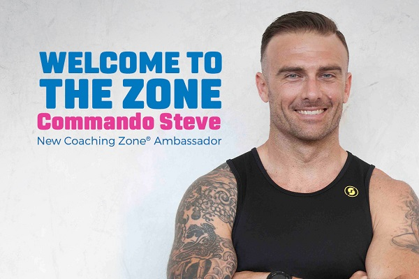 'Commando Steve' named new Coaching Zone ambassador