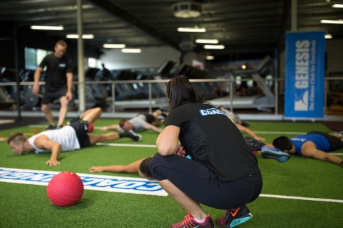 Genesis' reopened Western Australian clubs deliver supervised group fitness