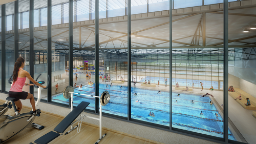 City of Cockburn reveals details of Fremantle Dockers' new aquatic and sport facility base