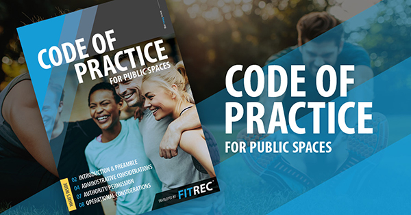 FITREC delivers Code of Practice for outdoor fitness training in public spaces