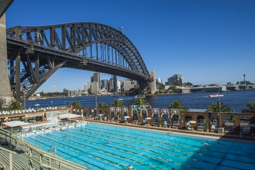 North Sydney Olympic Pool Redevelopment – Design Services