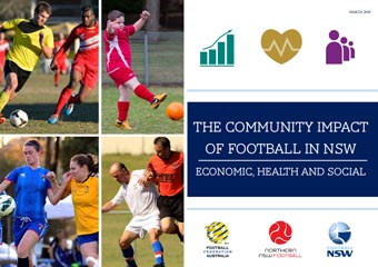 New study highlights value of grassroots football