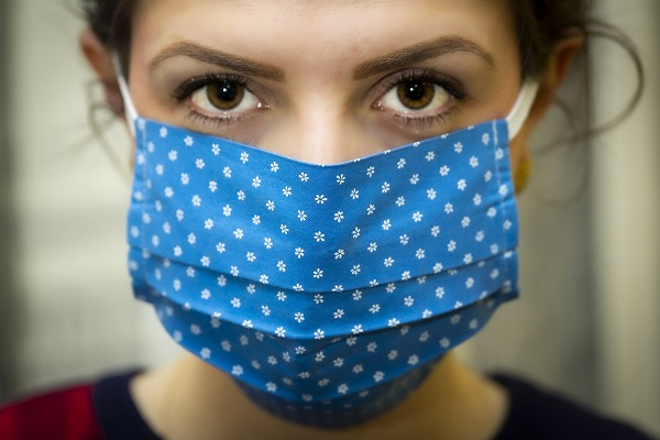 World Health Organization advises people to wear masks in public areas