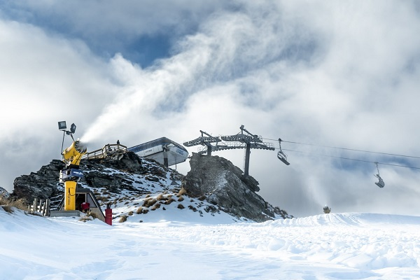 Queenstown's Coronet Peak marks 2019 ski season opening with new chairlifts and improved snowmaking