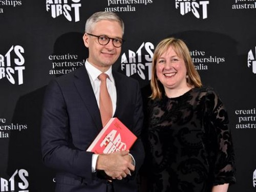 Creative Partnership Awards to celebrate leaders who support for the arts