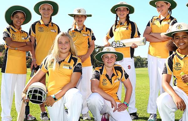 Australian Census reveals cricket to be an increasing sporting choice for women and girls