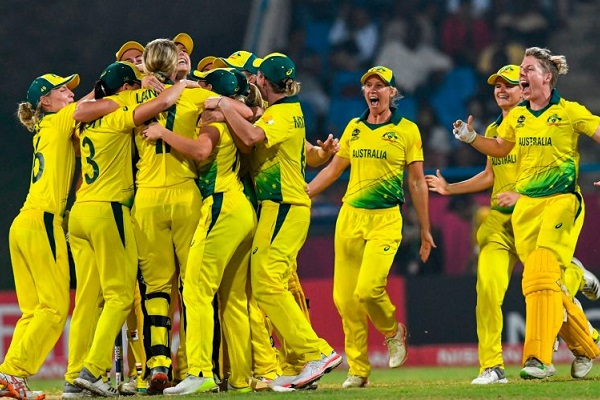 Cricket Australia makes commitment to Women's T20 World Cup pay parity