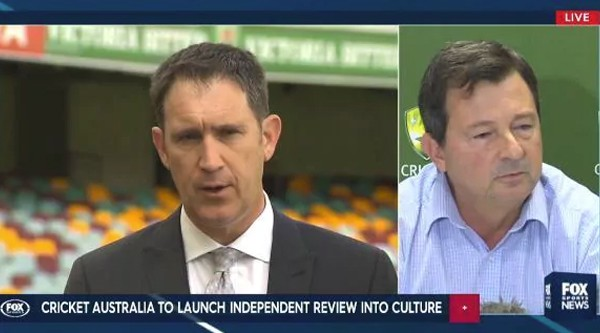 Assurances over future of Cricket Australia's James Sutherland as review panel announced