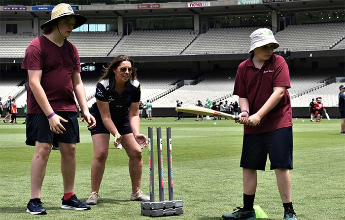Cricket Victoria releases findings on player participation in All Abilities Cricket