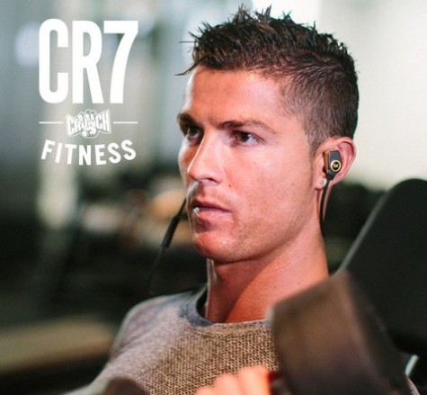 Crunch Fitness partners with Cristiano Ronaldo to launch CR7 gyms