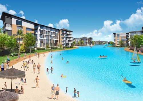 Tropical North Queensland to get Australia's first man-made Crystal Lagoon