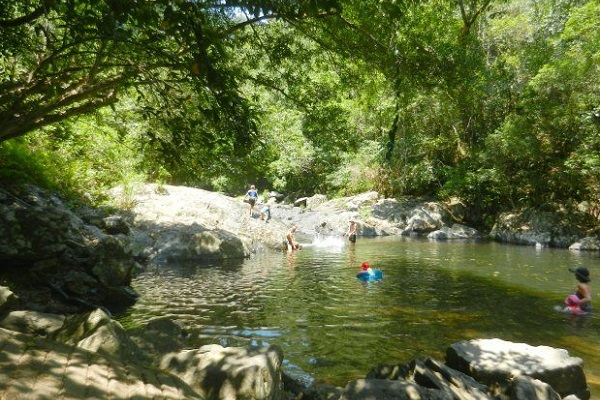 Cairns Regional Council plans major facelift for Crystal Cascades swimming hole
