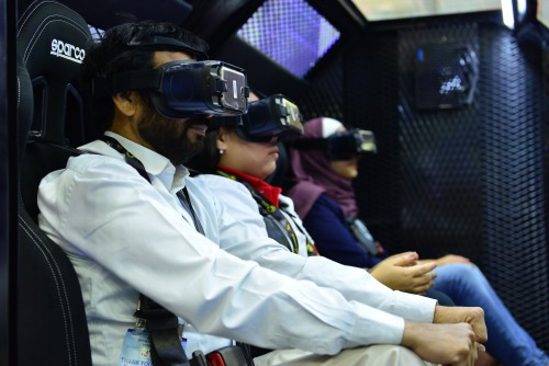 Arabian Gulf malls look to 'mini theme parks' and virtual reality to drive footfalls and momentum