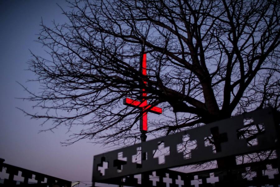 Expansion fan mona cross