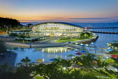 Darwin Convention Centre gains EarthCheck recognition for sustainability