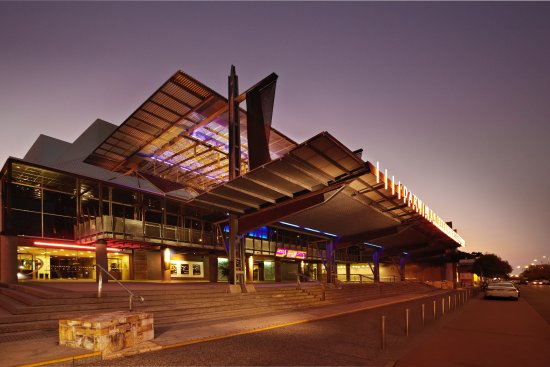Darwin Entertainment Centre threatened by debt