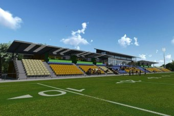 Darwin to gain a home venue for rugby league