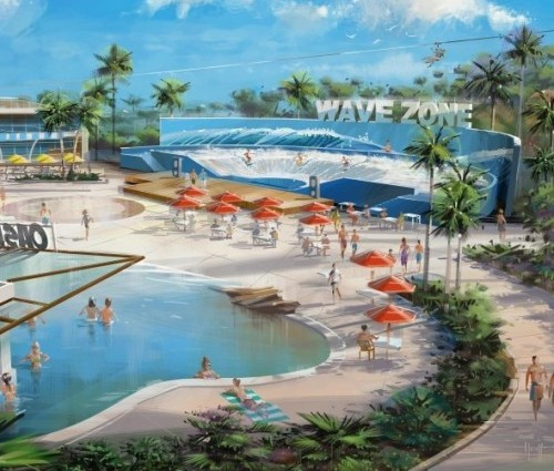 Northern Territory Government announces EOI for Darwin waterpark