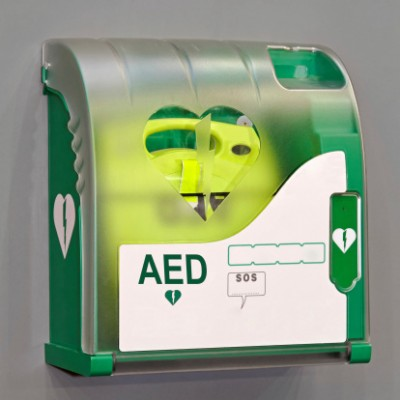 Heartbeat of Football campaign backs defibrillator installations in public places and sports grounds