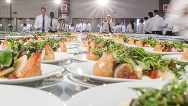Melbourne Park awards catering tender to Delaware North