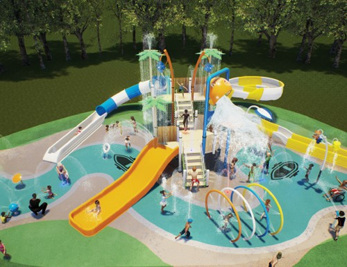 Discovery Parks to open new aquatic play feature on banks of Lake Bonney