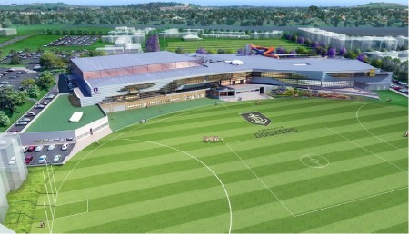 Dockers' facility to set new AFL benchmark