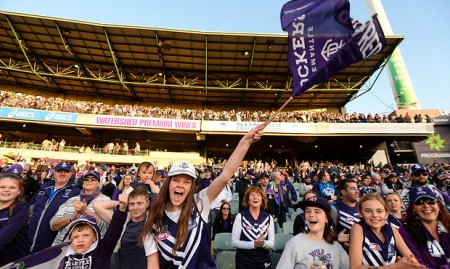 Another massive weekend at Perth's Domain Stadium