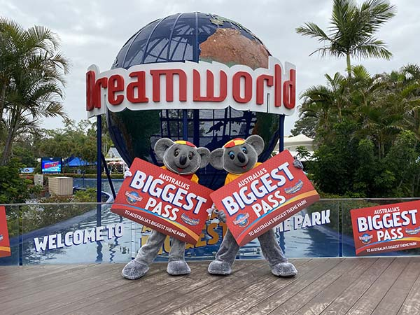 Dreamworld launches its 'Biggest' Summer campaign