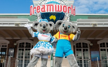 Dreamworld presents a spectacular showcase for event organisers