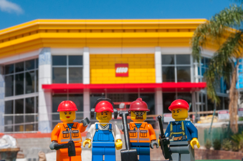 Dreamworld opens Australia's first LEGO Certified Store